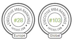 ism ivyexec ranking