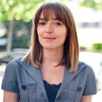 Maria Kuts - External Programs Manager
