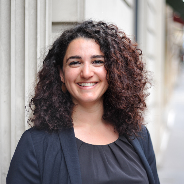 Eliane Mouawad, MBA Alumnus from the Lebanon