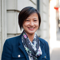 Olivia Choi, PhD Candidate from Canada