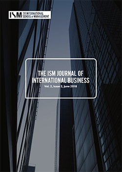 ism journal 2018 cover