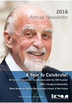 ISM Newsletter
